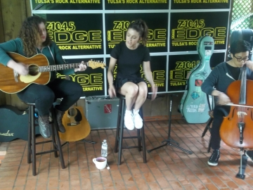 Meg Myers House Party 5-24-15
