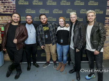 Walk The Moon M&G-14
