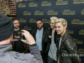 Walk The Moon M&G-16