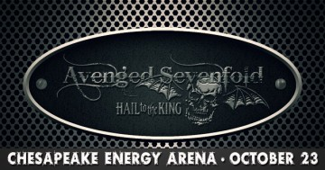avenged sevenfold with date