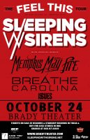 Sleeping With Sirens-FeelThis-Brady-102413