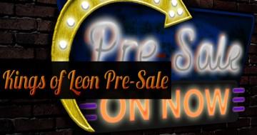Pre Sale Graphic