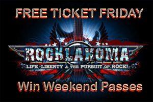 Rocklahoma master Free Ticket Friday copy