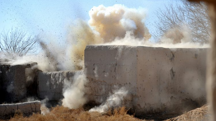BIGGEST-SCALE IED CLEARANCE TRANSFORMS VILLAGE