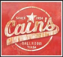 Cains Ballroom Red