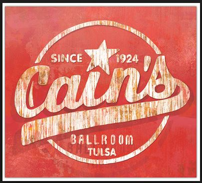 Cains Ballroom Red