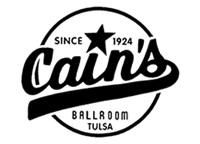 cainsballroom black and white