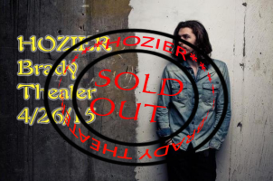 Hozier-Sold-out