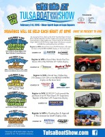Tulsa Boat Show Giveaway One Sheet 2015-page-001 jpeg