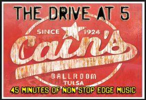 CAINS DRIVE AT 5 MASTER copy