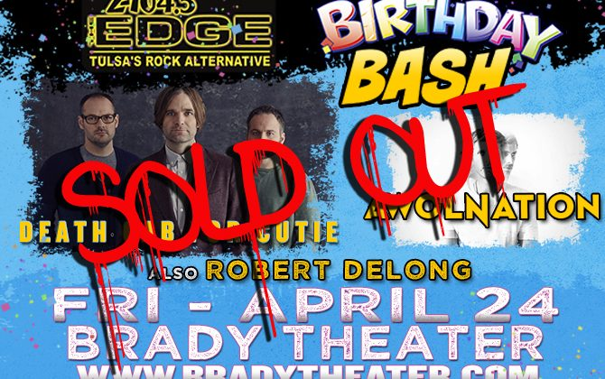 birthday bash sold out copy