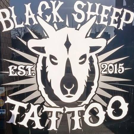Black sheep tattoo z104 5 the edge for Black sheep tattoo