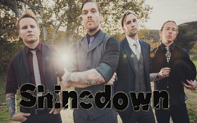 shinedown copy