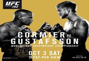 UFC 192 MASTER