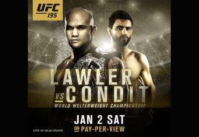 UFC 195 MASTER
