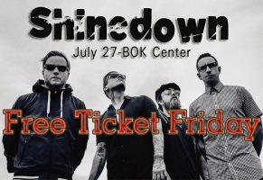 shinedown FTF