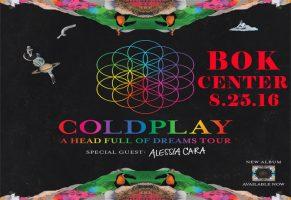 Coldplay Master copy