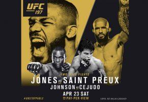 UFC 197 MASTER