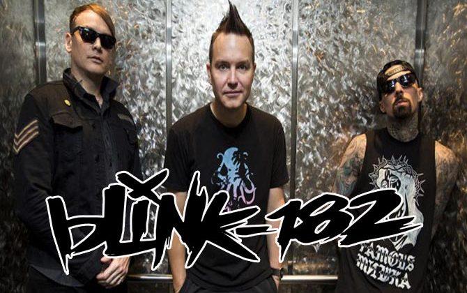 Blink 182 Master copy