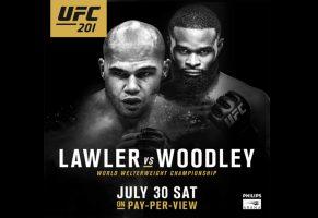 UFC 201 MASTER