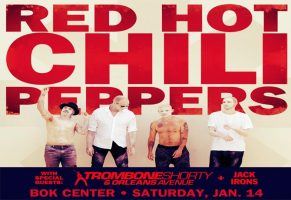 RED HOT CHILI PEPPERS copy