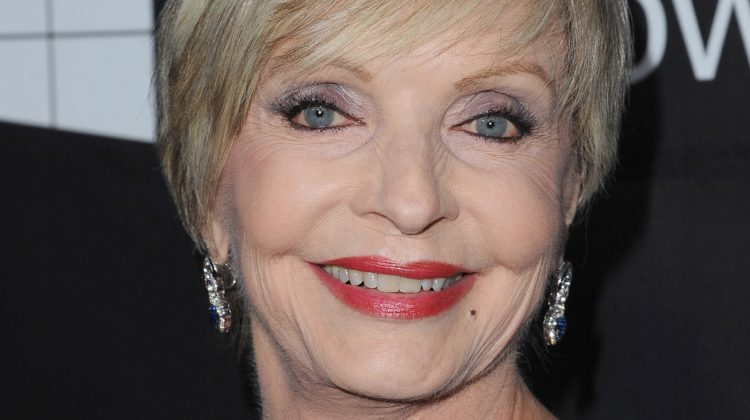 HOLLYWOOD, CA - OCTOBER 29:  Actress Florence Henderson arrives at the 2014 amfAR LA Inspiration Gala at Milk Studios on October 29, 2014 in Hollywood, California.  (Photo by Axelle/Bauer-Griffin/FilmMagic)