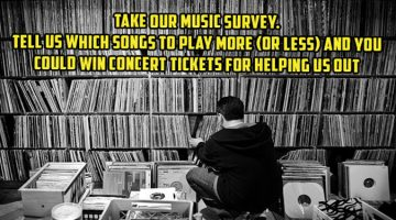Z104.5 The Edge Music Survey