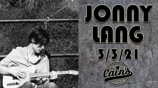 Jonny Lang 3/3/21