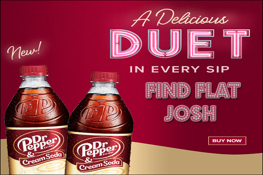 Win Dr. Pepper & Cream Soda For A Year!