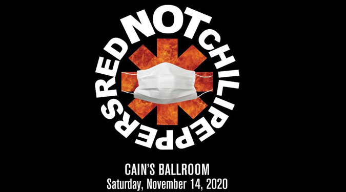 Red NOT Chili Peppers 11/14
