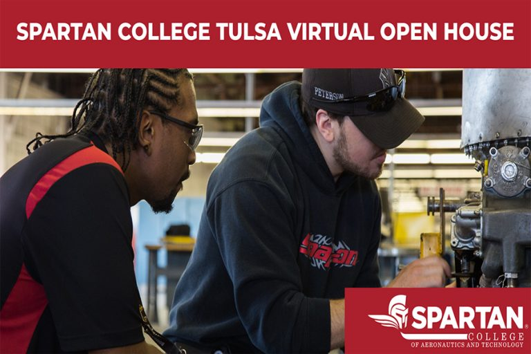 Spartan College Virtual Open House