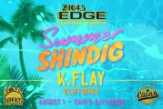 The Edge Summer Shindig