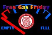 Free Gas Friday