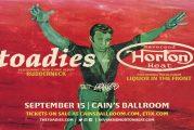 Toadies & Reverend Horton Heat 9/15