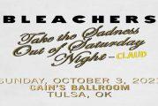 Bleachers 10/3
