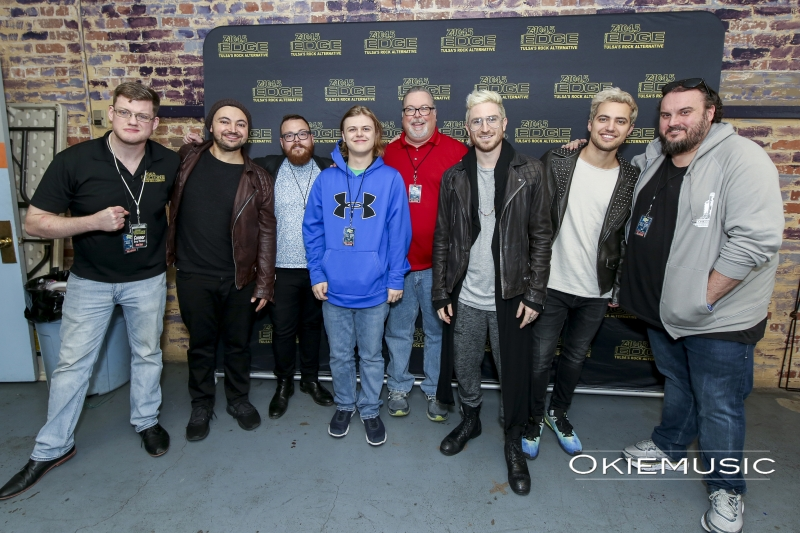 Walk The Moon M&G-13