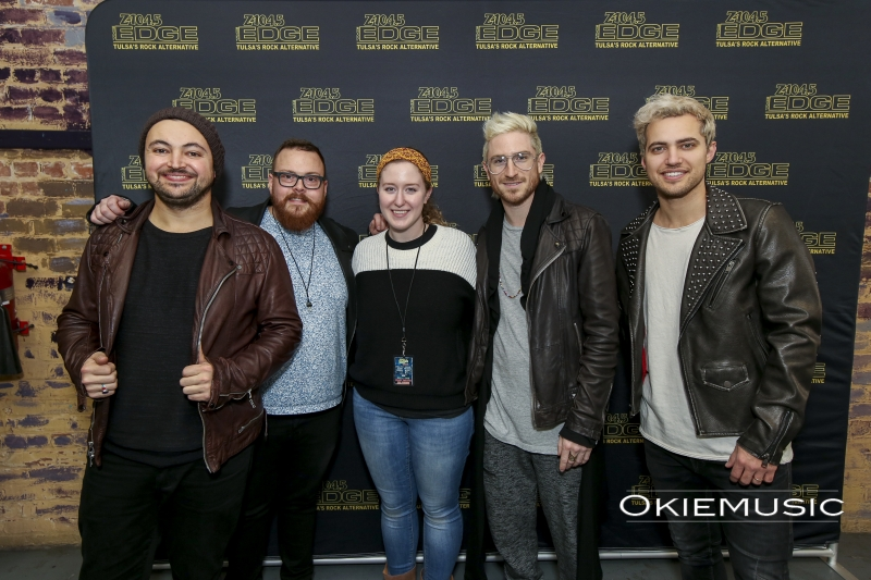 Walk The Moon M&G-18