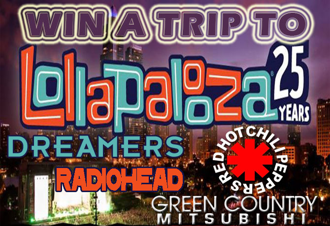 Green Country Mitsubishi >> Green Country Lollapalooza Master Copy Z104 5 The Edge