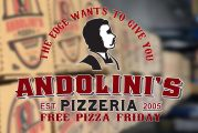 Win free Andolini's Pizza!