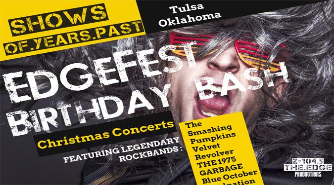 Edgefest/Christmas/Birthday Bash of Years Past
