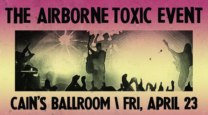 Airborne Toxic Event 4/23/21