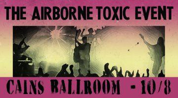 Airborne Toxic Event 10/8/21