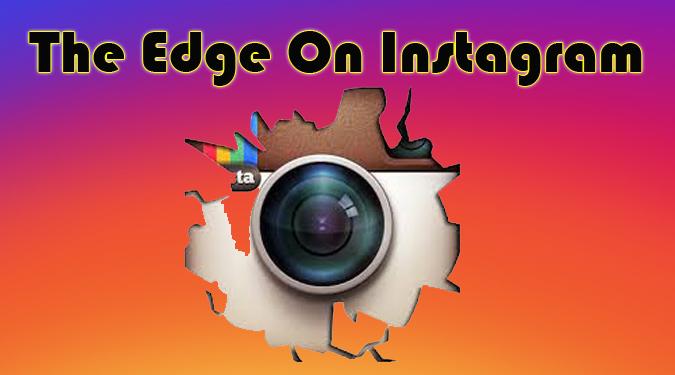 The Edge On Instagram