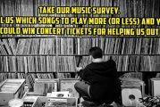 Z104.5 The Edge Music Survey