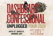 Dashboard Confessional 10/17