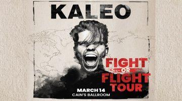 Kaleo 3/14/22