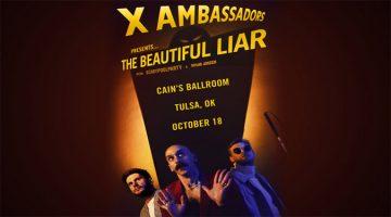 X Ambassadors 10/18