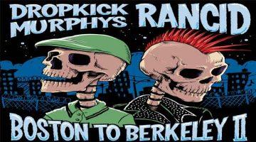 Dropkick Murphys/Rancid 9/29