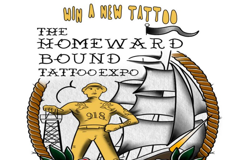 Homeward Bound Tattoo Expo